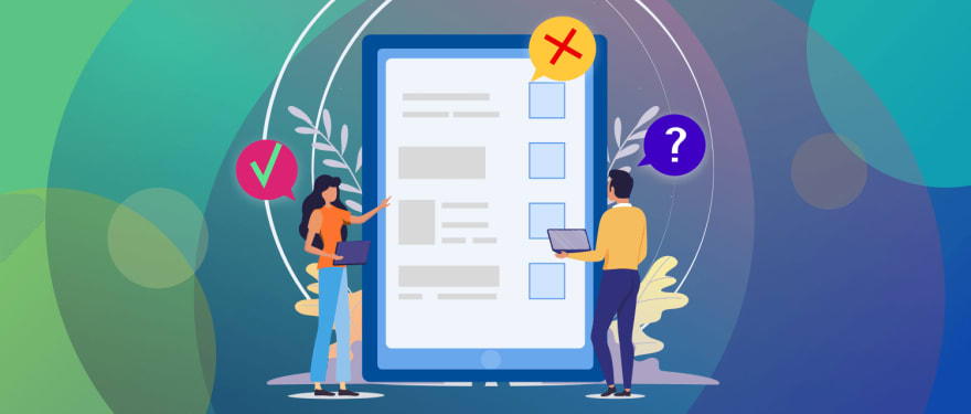 Evaluate the results of an automation testing POC