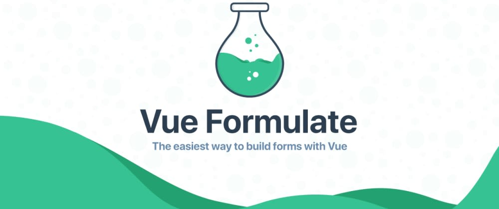 Cover image for Introducing Vue Formulate — truly delightful form authoring.