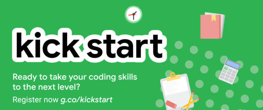 Cover image for My first Google Kickstart contest