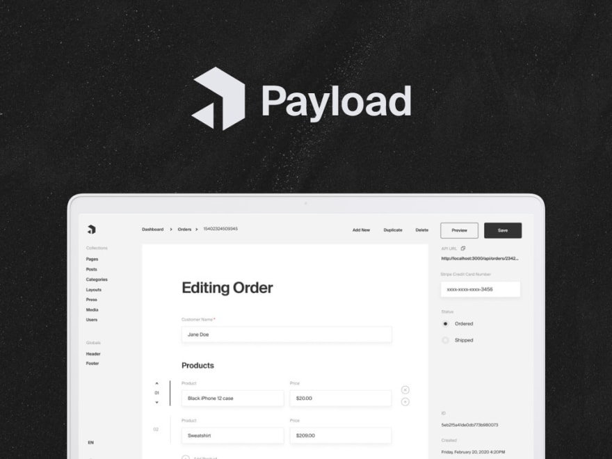Payload CMS