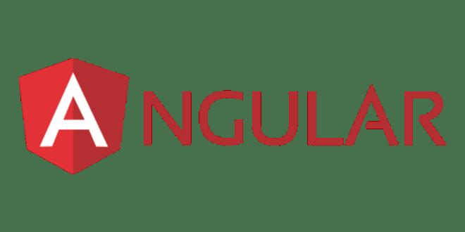 Logo du framework Angular, techno front end de la stack MEAN
