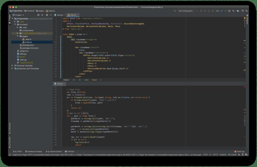 Browser hackathon 2020 - Ola codebase