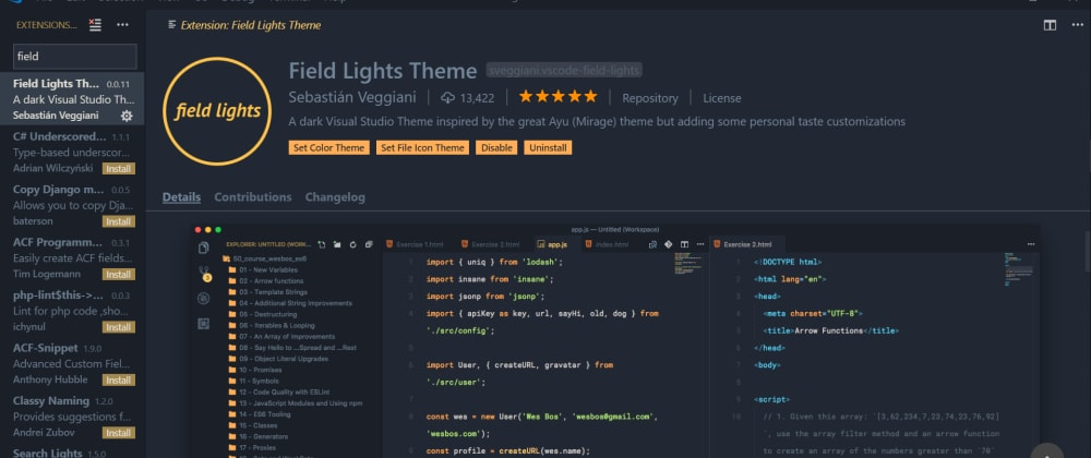 Cover image for How I set up VSCode for productivity? [Checklist]