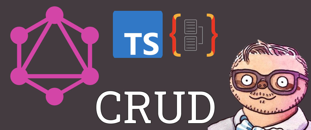 Cover image for Building a CRUD-backend with GraphQL, TypeScript and TypeGraphQL