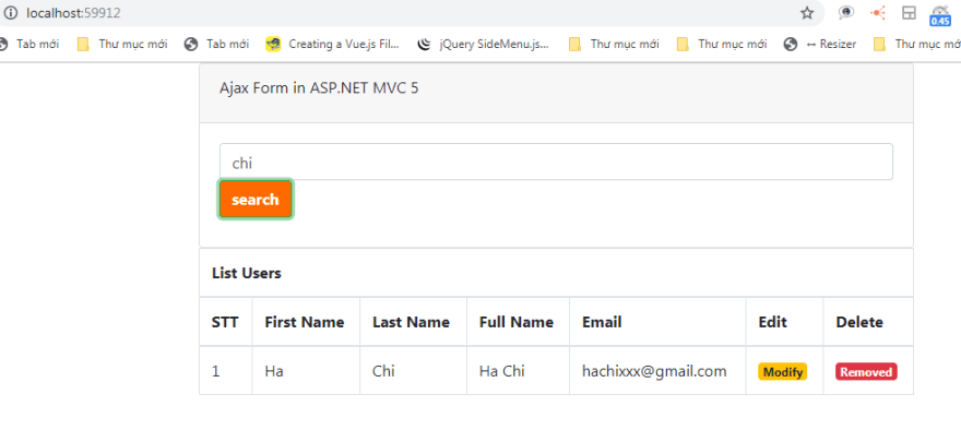 ASP.NET MVC 5 Partial View with Ajax Form - hoanguyenit.com