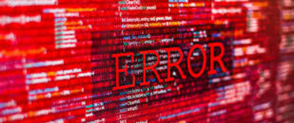 Cover image for Distinction Between Operational Error And Programmer Error in Nodejs