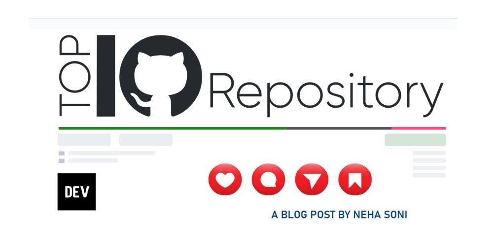 Top 10 Useful GitHub Repos for Self-Development - DEV Community