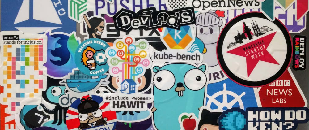 Cover image for The ultimate sticker list for developers