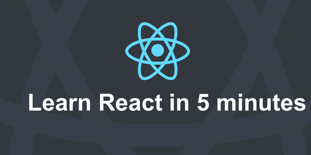 Learn React JS in 5 minutes — A tutorial for beginners - DEV