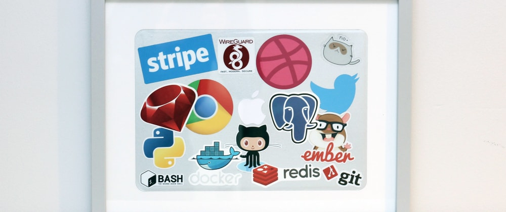 Cover image for Preserving Laptop Stickers on MacBooks