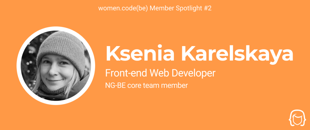 Cover image for Community Spotlight #2: Ksenia Karelskaya