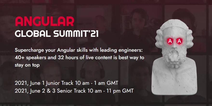 Online Angular Global Summit Developer Conference