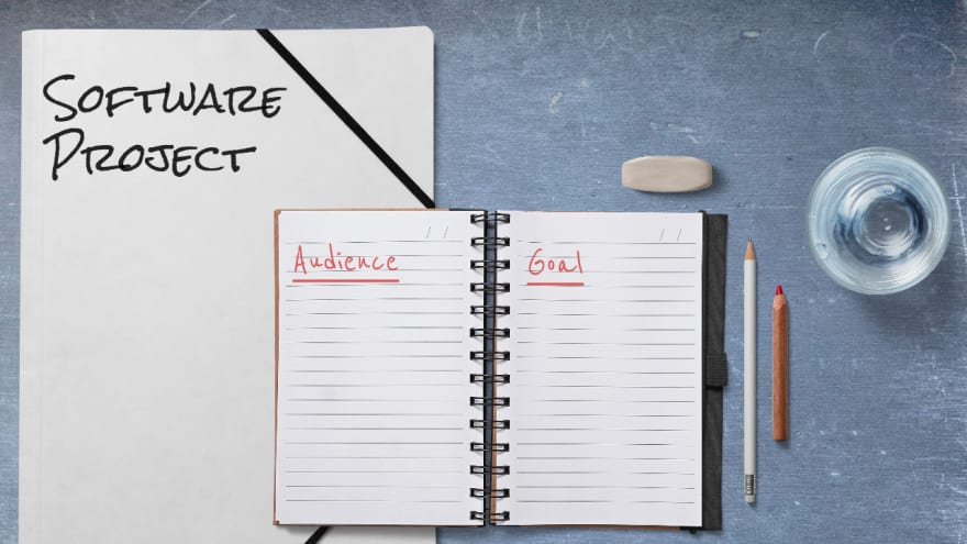 Defining Goal and Audience for Your Software Project Presentation
