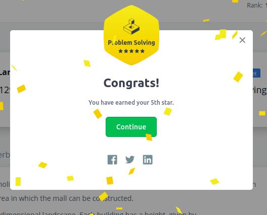 hackerrnk 5 star