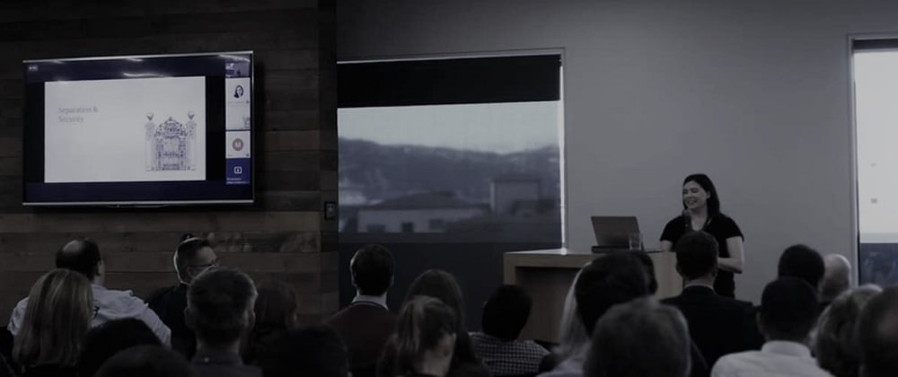 How To Rock Your First Tech Talk