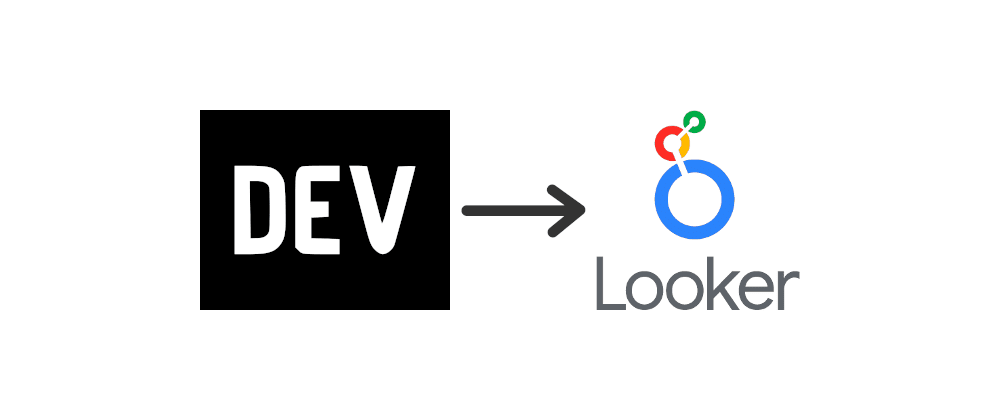 Cover image for Visualizing dev.to post performance data with Looker