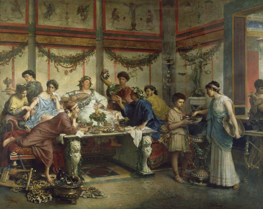 painting of Terminalia