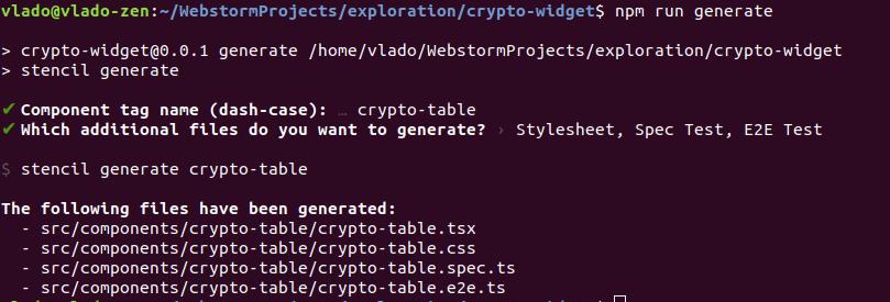 crypto data