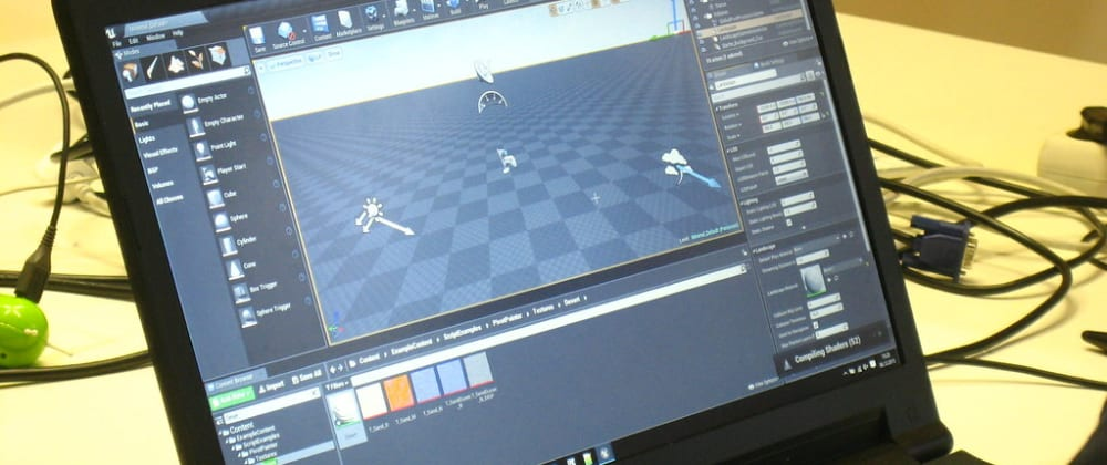Cover image for Making a game: Engine considerations (Unreal vs Godot)