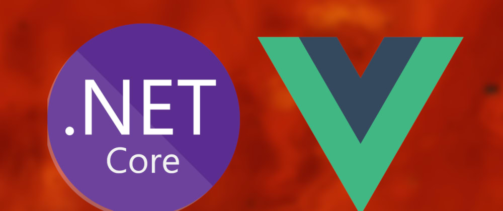 Cover image for Learn to make a web app with ASP NET Core and Vue