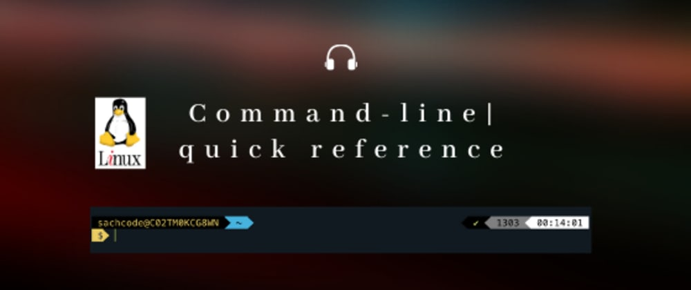 Cover image for Save your time, have these advanced Linux commands in your cheatsheet!