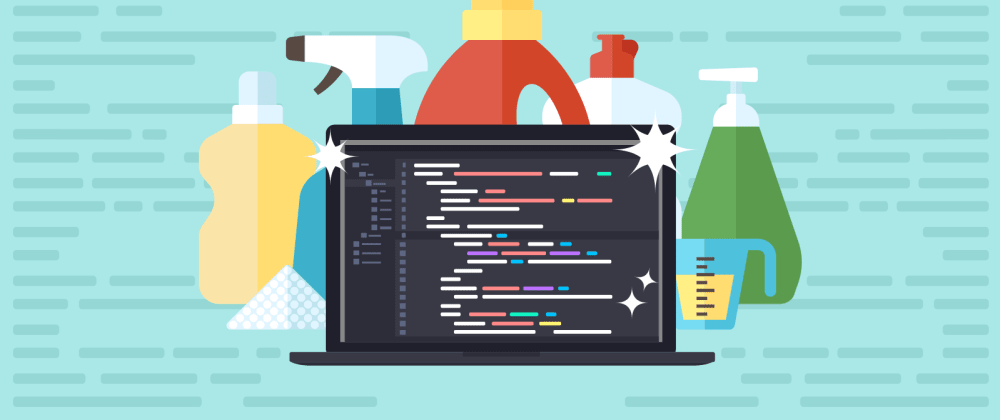 Cover image for Code Refactoring / Clean Code