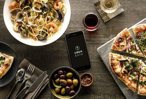 Food Ordering Apps like UberEats