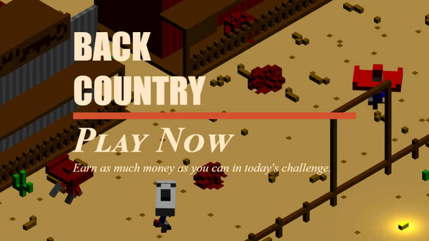 Enclave Games - Five cool Web Monetized games: Backcountry