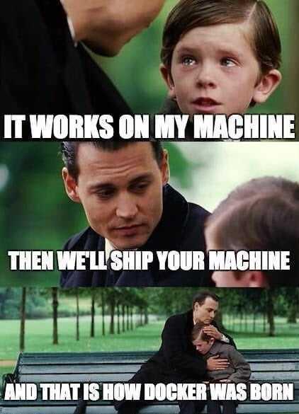 docker is born meme