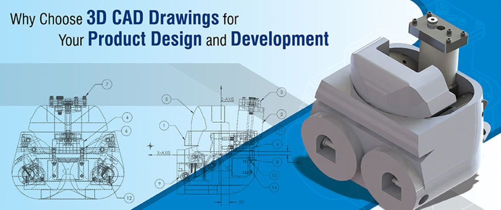 Cover image for Need for 3D CAD Workflows for Product Design and Development