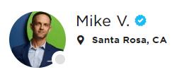 Mike Volkin's UpWork Profile Picture Tips
