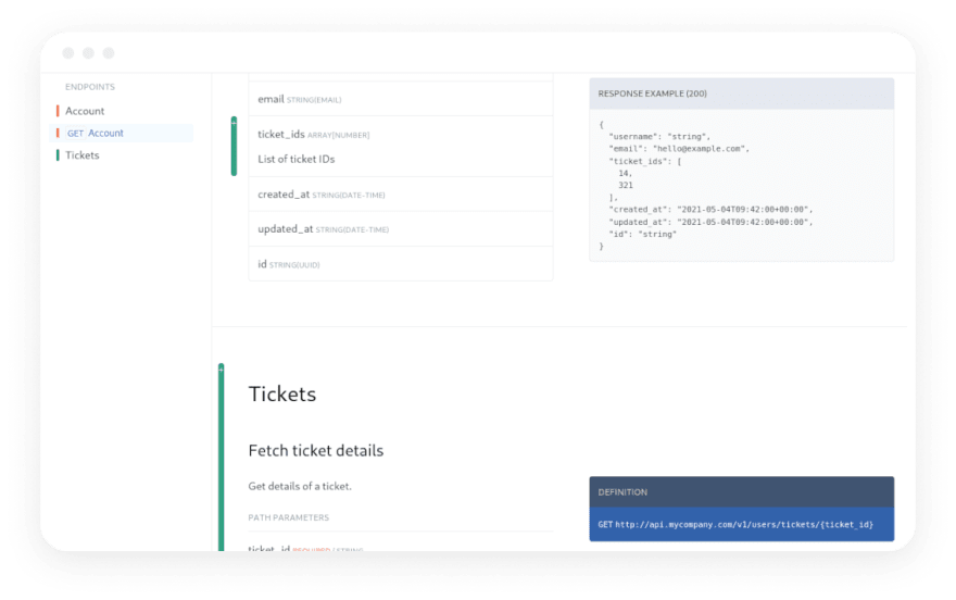 Bump visual diff of users API
