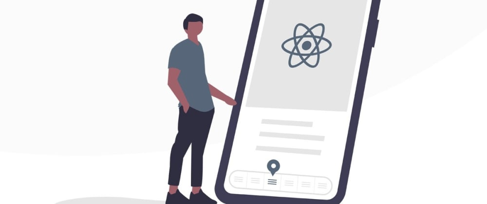 Cover image for React Navigation V5 : How to create Nested Stack and tab Navigation