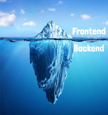 How Deep is backend?