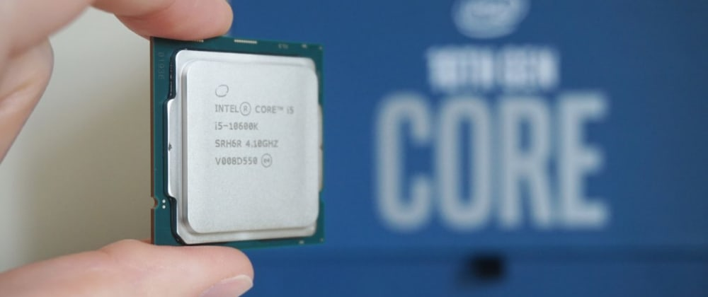 Cover image for intel chipsets -   NOMENCLATURE demystified !