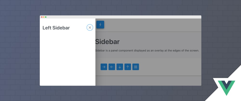 Cover image for Vue3 Sidebar