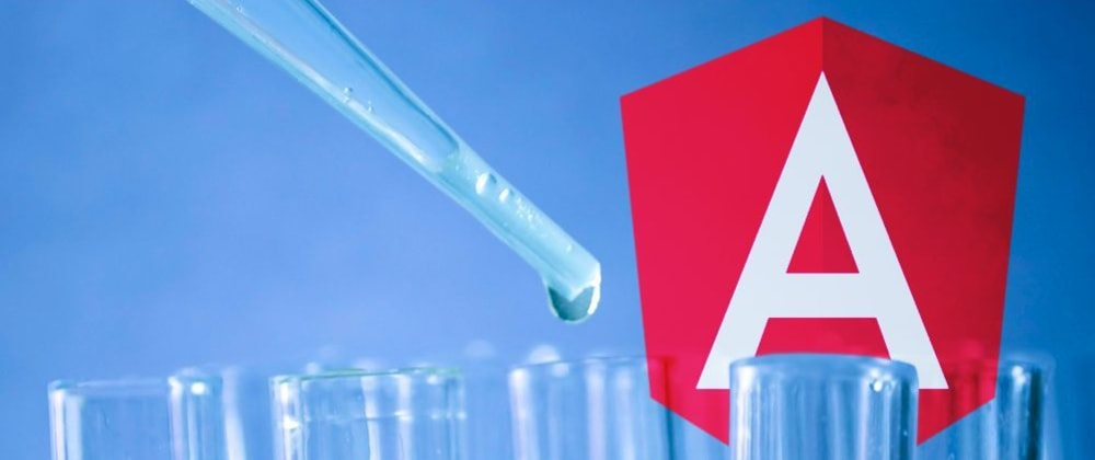 Cover image for Testing routed Angular components with the RouterTestingModule