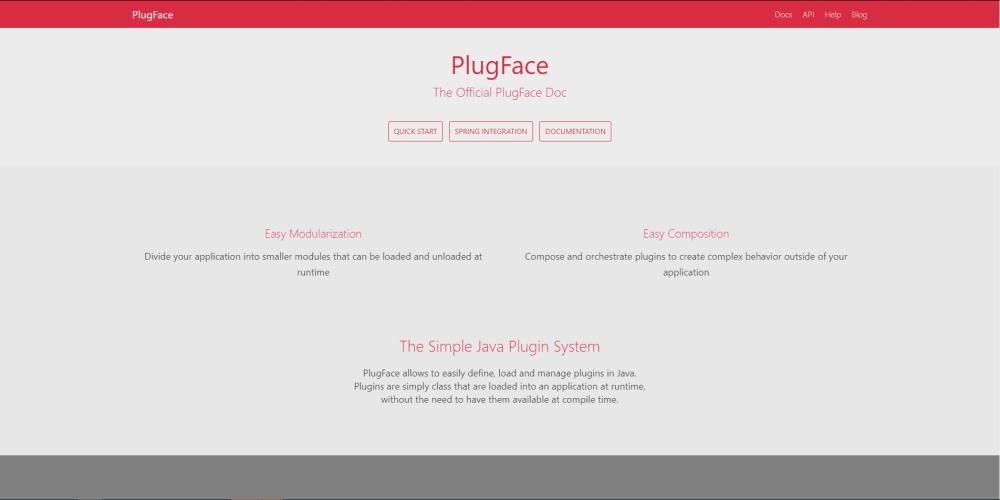 PlugFace Reborn - the Java Plugin System - DEV Community 👩 💻👨 💻