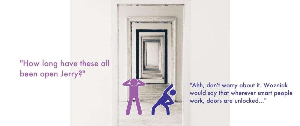 Cover image for Segurança na AWS - Uma analogia para duas importantes regras de segurança a serem lembradas