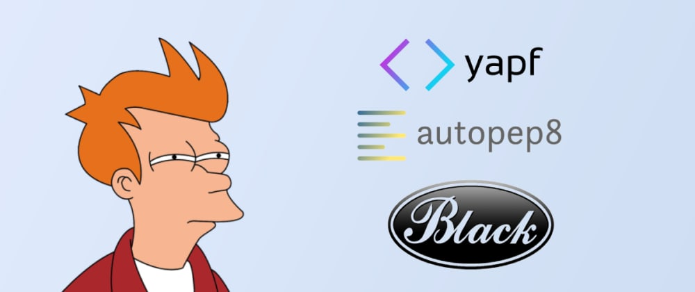 Cover image for 👨💻🤖 The 3 best auto formatters for Python
