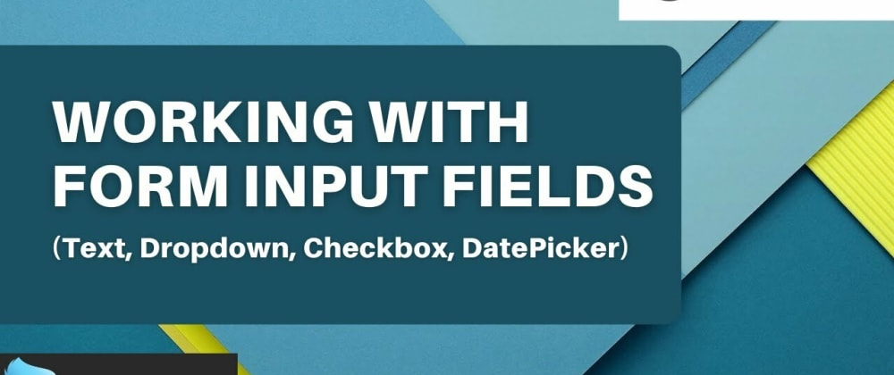 Cover image for Working with Input Fields inCypress