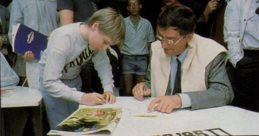 Franquin and I
