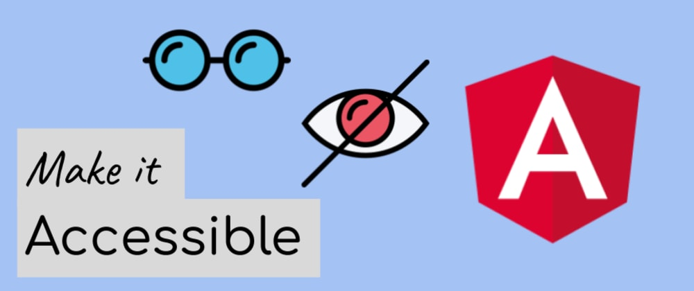 Cover image for Make It Accessible: Headings in Angular