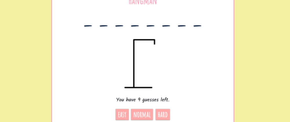 Cover image for Nevertheless, My Hangman Game Is Live For International Women's Day!