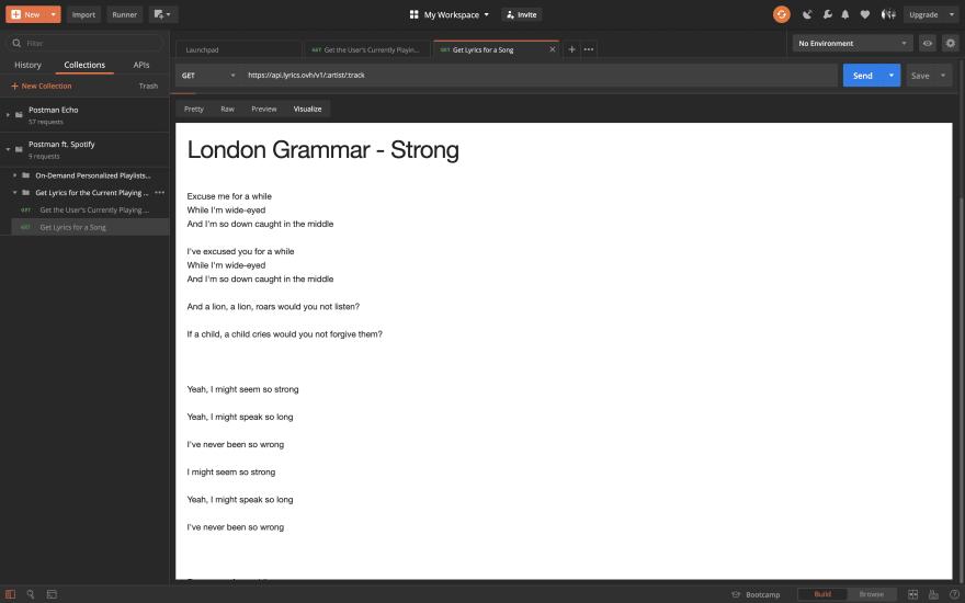 One Click Lyrics