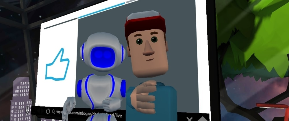 Cover image for We Just Had Our First Virtual Reality Status Meeting. Here's How It Went.