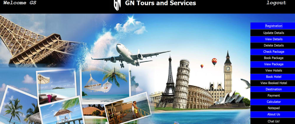 Cover image for GN Tours and Services!