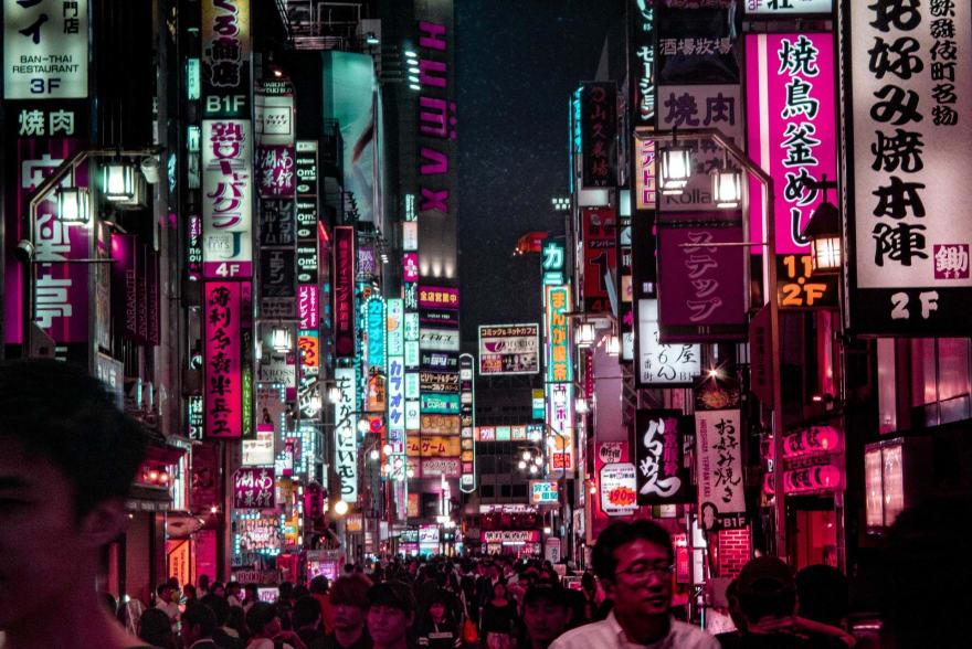 hong kong city Photo by Alexandre .L on Unsplash