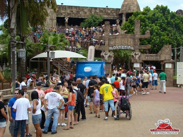 big queues