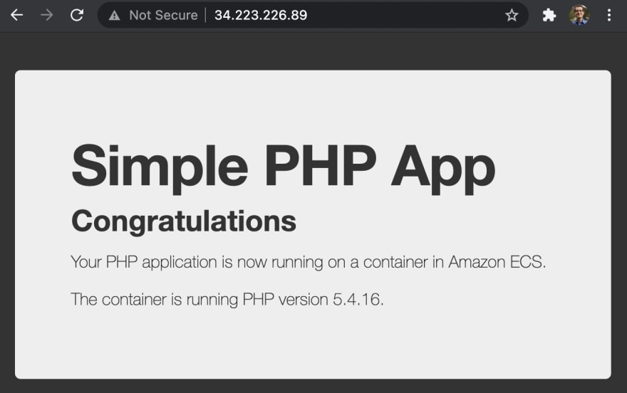 11-deployed-php-application